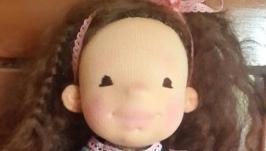 кукла по мотивам Вальдорфской
