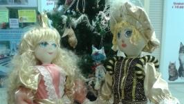 Интерьерные игрушки ′Принц и принцесса ′