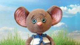 тут изображено Мышонок Пуф