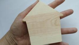 Деревянная заготовка для декорирования Домик