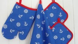 Набор для кухни Морской