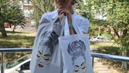 Еко-сумка Окуляри від Richelieu Studio LO