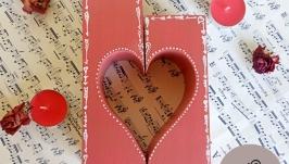 Подсвечники Письма о любви