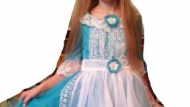 Платье ′Алиса в Стране Чудес′