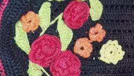 Сумочка  ′Цветы′