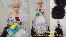 под заказ №161 Кукла шкатулка ручной работы  Школьница