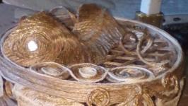 шкатулка перо