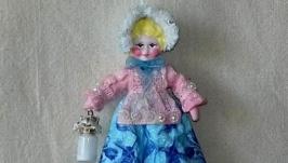 Кукла Молочница