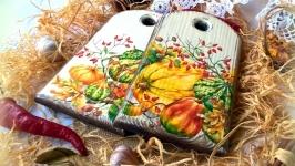 Комплект сирних дошок ′На порозі осені′