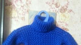 толстый мягкий свитерок
