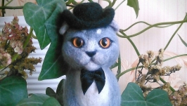 Игрушка Кот культурный