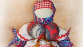 Славянская обереговая кукла ′Кубышка-травница′