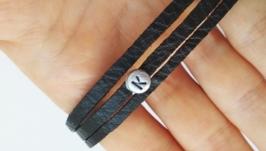 Кожаный (замшевый) браслет ′Katie′