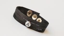 Кожаный (замшевый) браслет ′Annette′