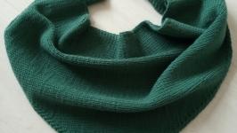 бактус, снуд,  шарф, платок