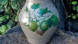Глиняний глечик ′АГРУС′