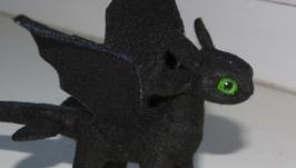 Беззубик дракон Ночная фурия
