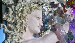 Барельеф ′Нереида′.Скульптура и мозаика