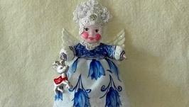 Ангел с оленёнком
