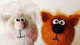 Котики Жених и Невеста