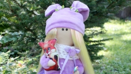 Интерьерная куколка TildaDolls