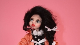Авторская кукла Клара