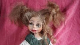 Авторская кукла Ребекка