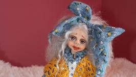 Авторская кукла Лили