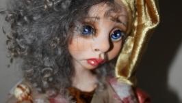 Авторская кукла Жозефина