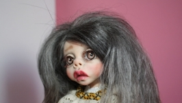Авторская кукла Белла