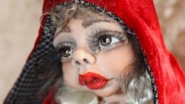 Авторская кукла Томас