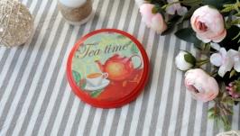 Підставка під горнятко ′Час чаю′