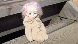 Кукла тедди- долл
