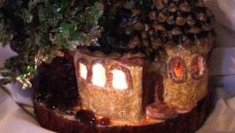 Ночник ′Домик под деревом′