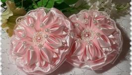 Бантики розовая нежность
