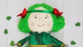 Лялька Тільда Мила лісова фея