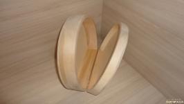 Сумка деревянная - основа