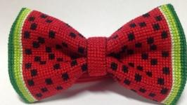 Краватка ′Соковитий кавун′