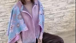 Куртка женская валяная ручной работы