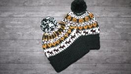 Knitted hat - В′язана шапка