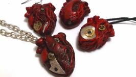 Сердце анатомическое стимпанк
