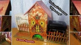 Авторские′ Чайные домики′
