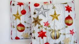 Подушка Новый год