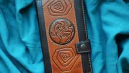 Кожаный кошелек ′ГРИФОН′
