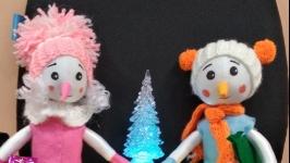 Игрушка ′Снеговик′