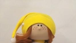 кукла ручной работы сплюшка