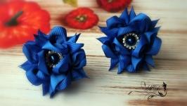 Резинки ′Шипастики′ синие