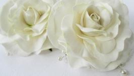 Резиночки з трояндами