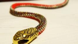 Браслет-змія