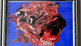 Картина акрилом ′Непознанное′